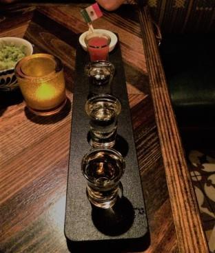 Tequila Flight