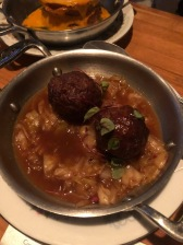 Meatballs at Town Council