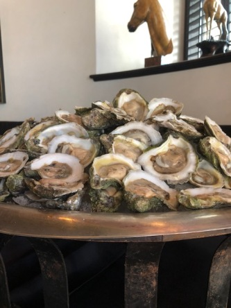 Oysters Boheme Brunch