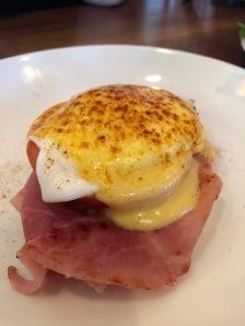 Sunday's Benedict- Classic Eggs Benedict